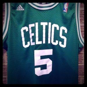 Vintage Celtics KG jersey